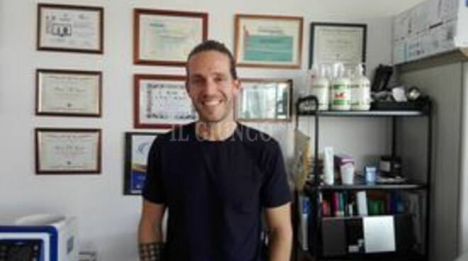 Matteo D'Angella fisioterapista