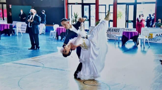 Odissea 2001 - Michael Carlini e Elisa Morganti