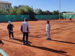 Tennis Uisp amichevole in Lazio